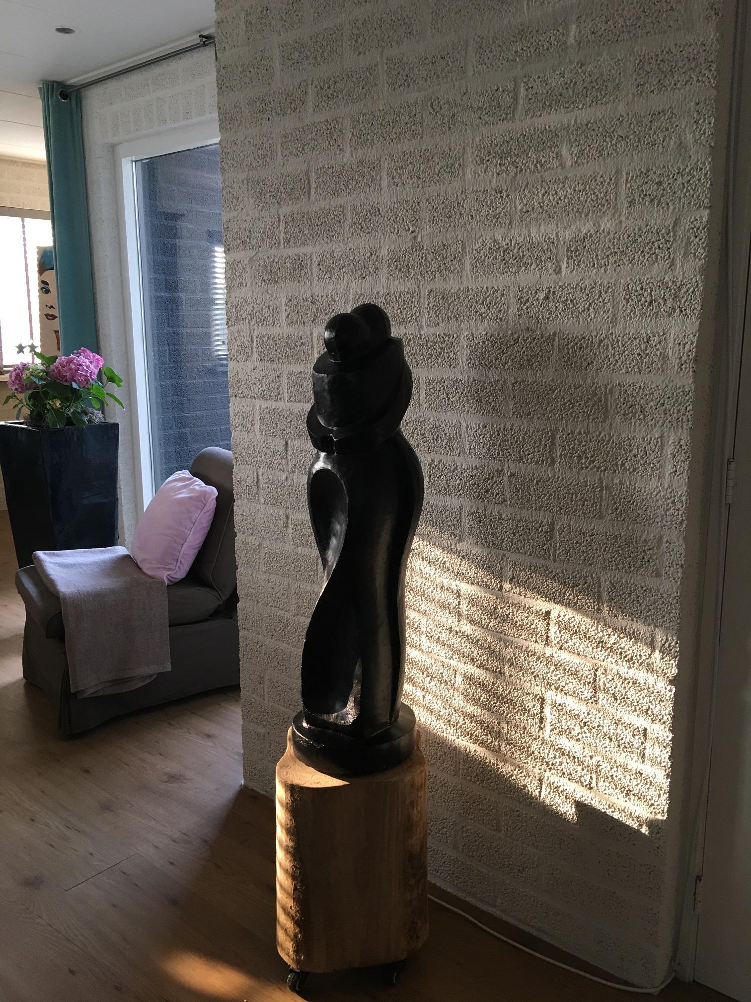 Omarmde liefde prachtig abstract vol stenen beeld kleur handgemaakt eu - Interieur decoratie stenen huis ...