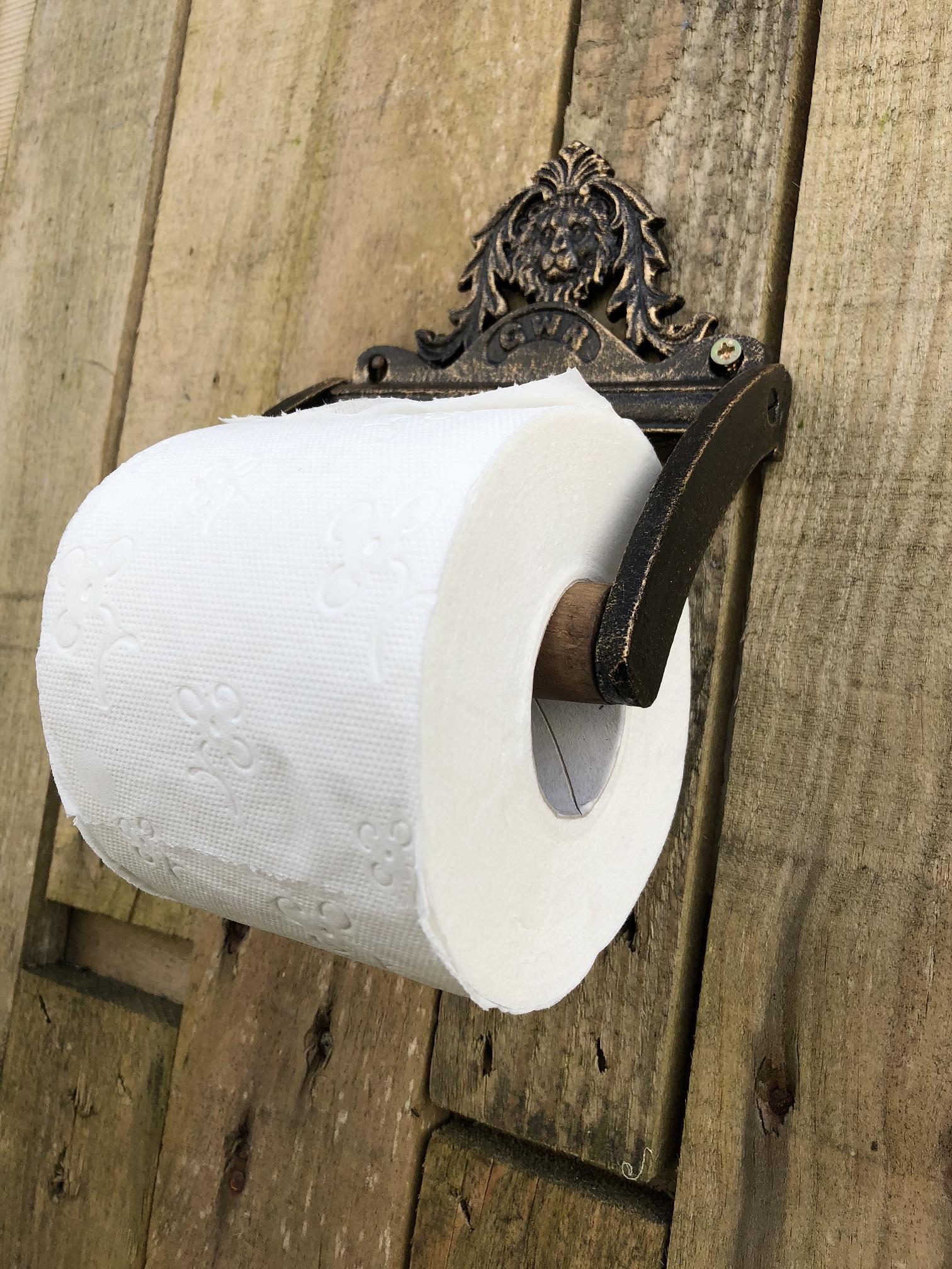 Wc Rollen Houder Hout.Tags Toilet Wc Papier Papier Houder Rolhouder Van Rond De Eeuwwisseling Badkamer Messing Papier Houder Wc Houder Voor Papierrol Houder Voor