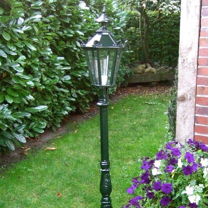 Tags lamp met voet buitenlamp buitenlamp buitenlampen nostalgie tuin staande lampen for Huis voor na exterieur renovaties