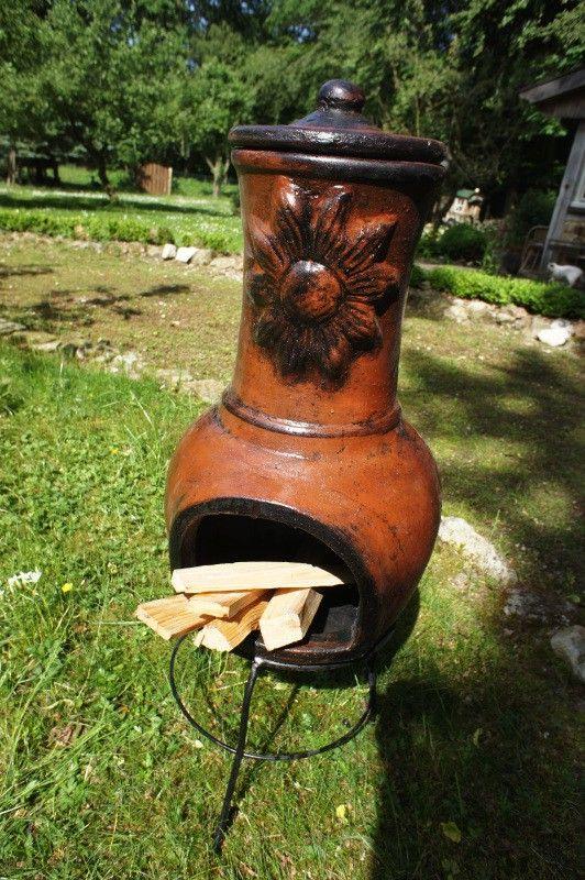 tags: buiten openhaard, oven voor het terras, barbecue oven, fornuis ...: www.handgemaakt.eu/tuin-decoratie/terrasovens---vuurkorven/1-terras...