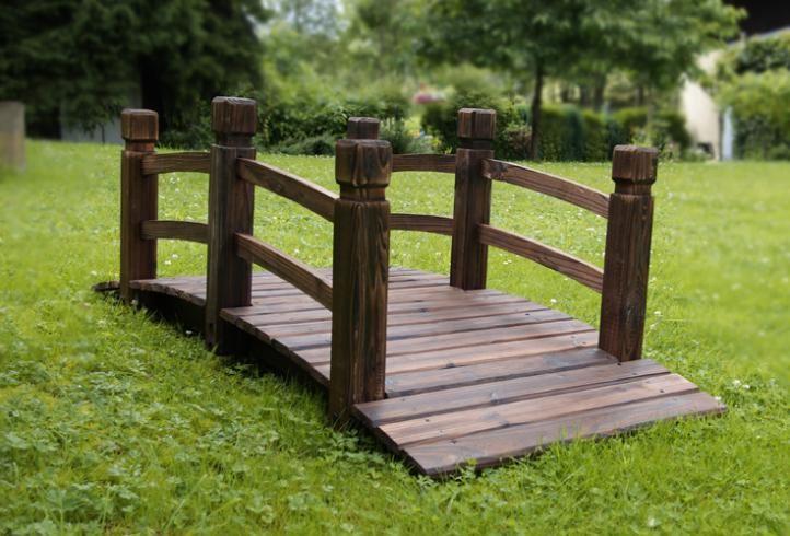 Tags tuin vijver brug vijver vijver kruising brug houten