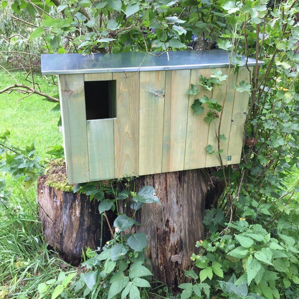 Prachtige nestkast voor vogels en eekhoorns handgemaakt eu - Decoratie gevel exterieur huis ...