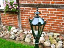 Tags lamp met voet buitenlamp buitenlamp buitenlampen nostalgie tuin staande lampen - Huis roestvrij staal ...