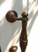 Tags deurklink handvatten fittingen deuren landelijke stijl antieke massief deurbeslag - Massieve exterieur decoratie ...