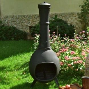 Tags buiten openhaard oven voor het terras barbecue oven kachel tuinhaard barbecue open - Ijzer terras ...